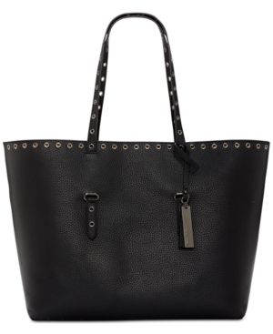 Vince Camuto Areli Extra-Large Tote - Black