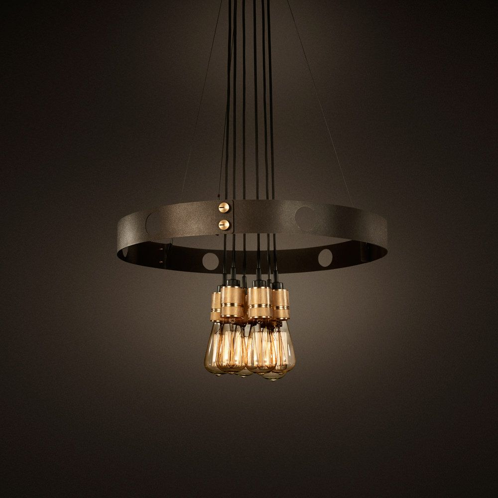 Hero Light Metal Pendant Lamps Ceiling Lamp Chandelier Pendant