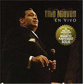 Tito Nieves : Tito Nieves En Vivo CD