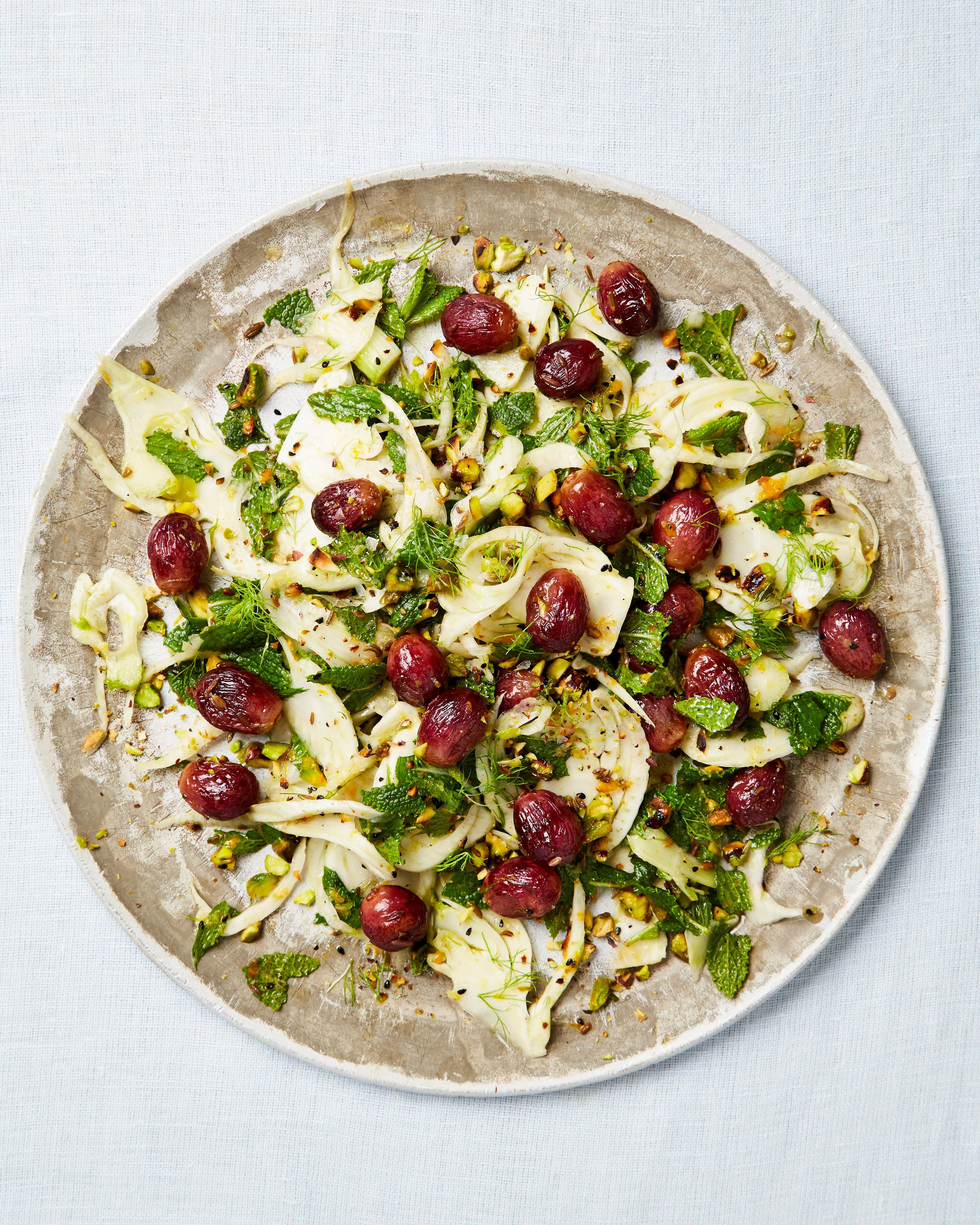 Easy Ottolenghi Summer Recipes Vegetables Fennel Salad