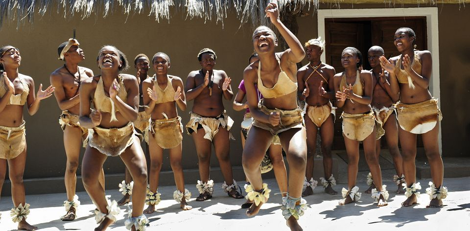 South African Cultures The Tswana People South Africa Visit