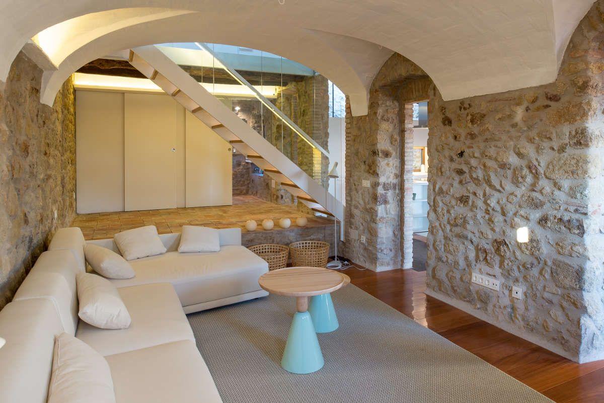 Salón Casa en venta Pals Baix Emporda Girona, Cases