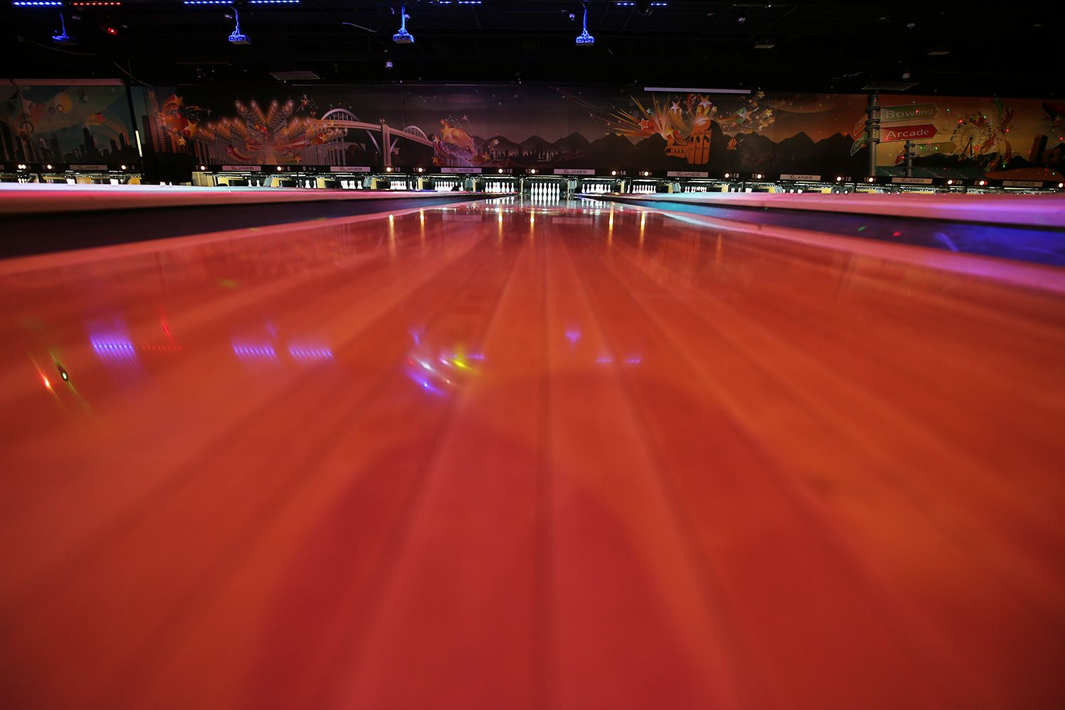 a9c16c0ec Don't miss out on Happy Hour bowling! From 4-7pm Monday through Thursday,  games are just $4 each. Shoes not included. #XLanesLA www.xlanesla.com  (213) 229- ...