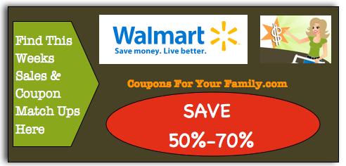 Walmart Coupon Matchups March 10 16 Free Wet N Wild Nail Polish Lipstick Bic Razors Coconut Milk And More Coupon Matchups Price Chopper Walmart Coupon