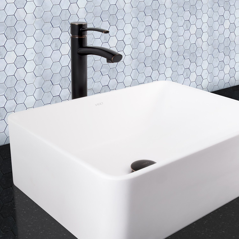 Milo Bathroom Vessel Faucet with Pop-up | master bath | Pinterest ...