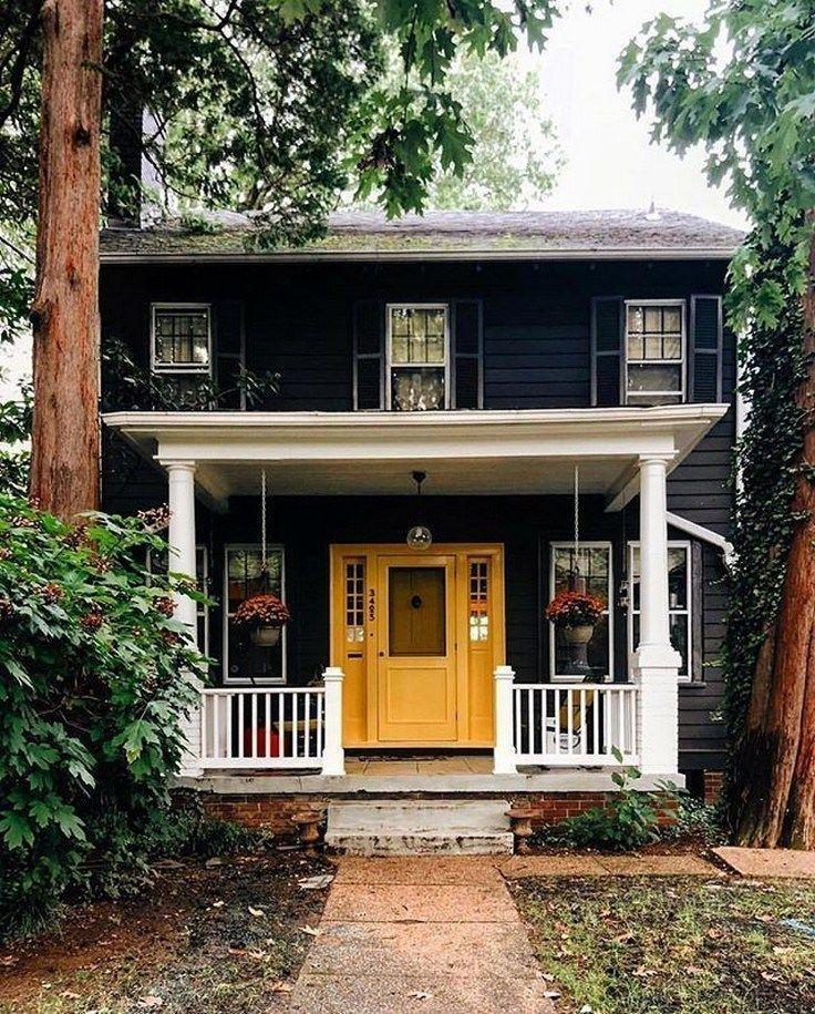55 best tiny house plans small cottages design ideas 46 #smallhousedesign #modernfarmhouse #...