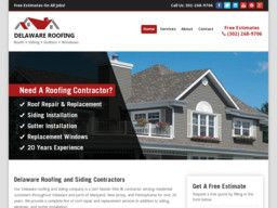 New Listing In Roofing Contractors Added To CMac.ws. Delaware Roofing And  Siding Contractors