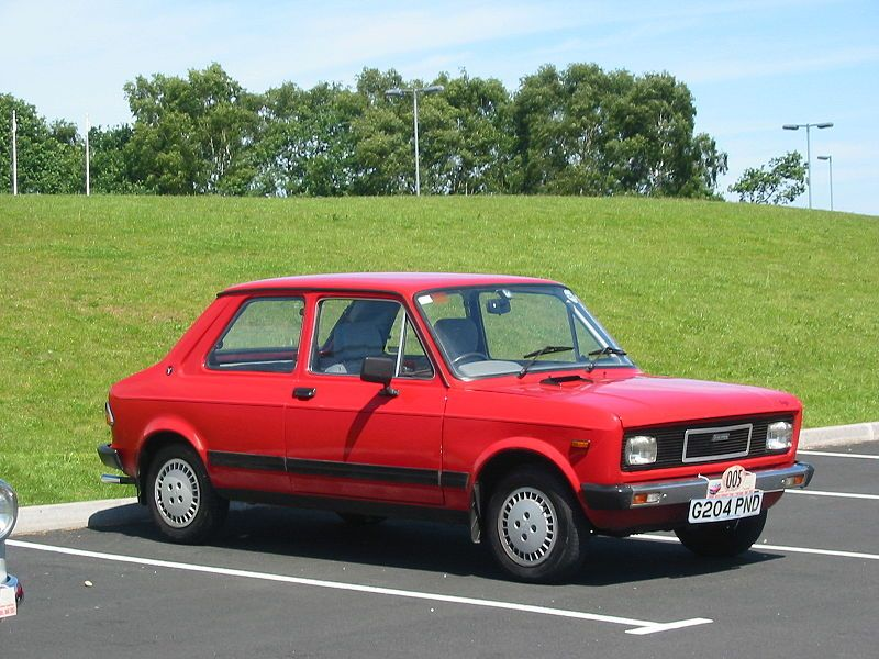 Zastava Yugo 311 Skala | Communist Car | Pinterest | Cars