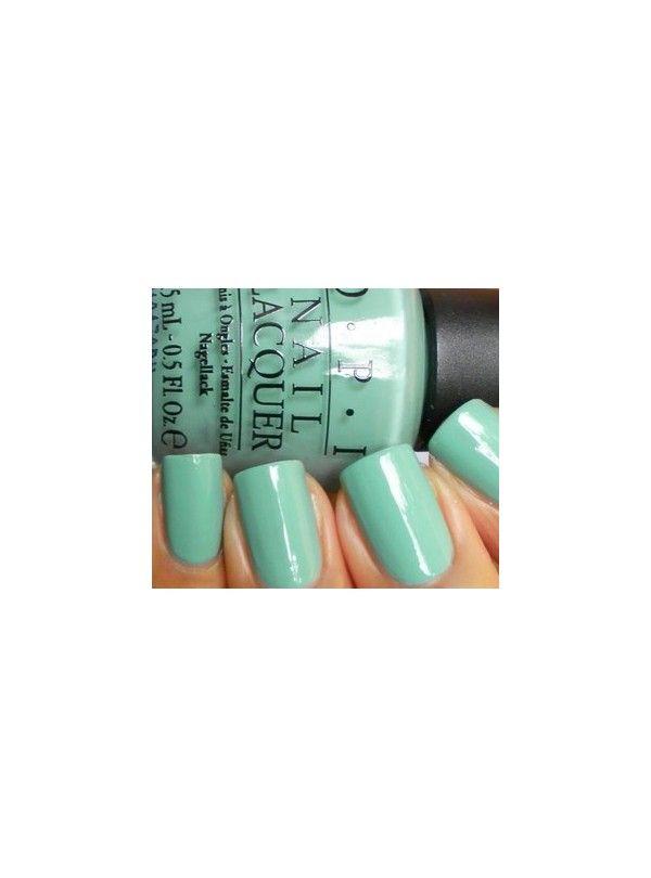 Mermaid Tears - OPI Nail Polish | Products I Love | Pinterest ...