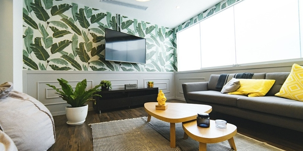 3 Cara Menghilangkan Demo Toko Tv Samsung Feng Shui Living Room Home Interior Design House Interior
