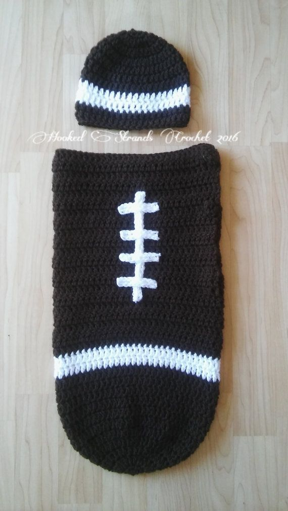 Famous Crochet Baby Football Cocoon Pattern Picture Collection