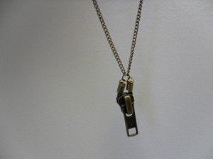 Jason-11 ZIpper Head Necklace