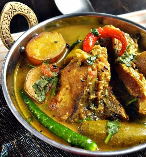Bengali recipe fish curry with potato and pointed gourd recipes bengali recipe fish curry with potato and pointed gourd forumfinder Images