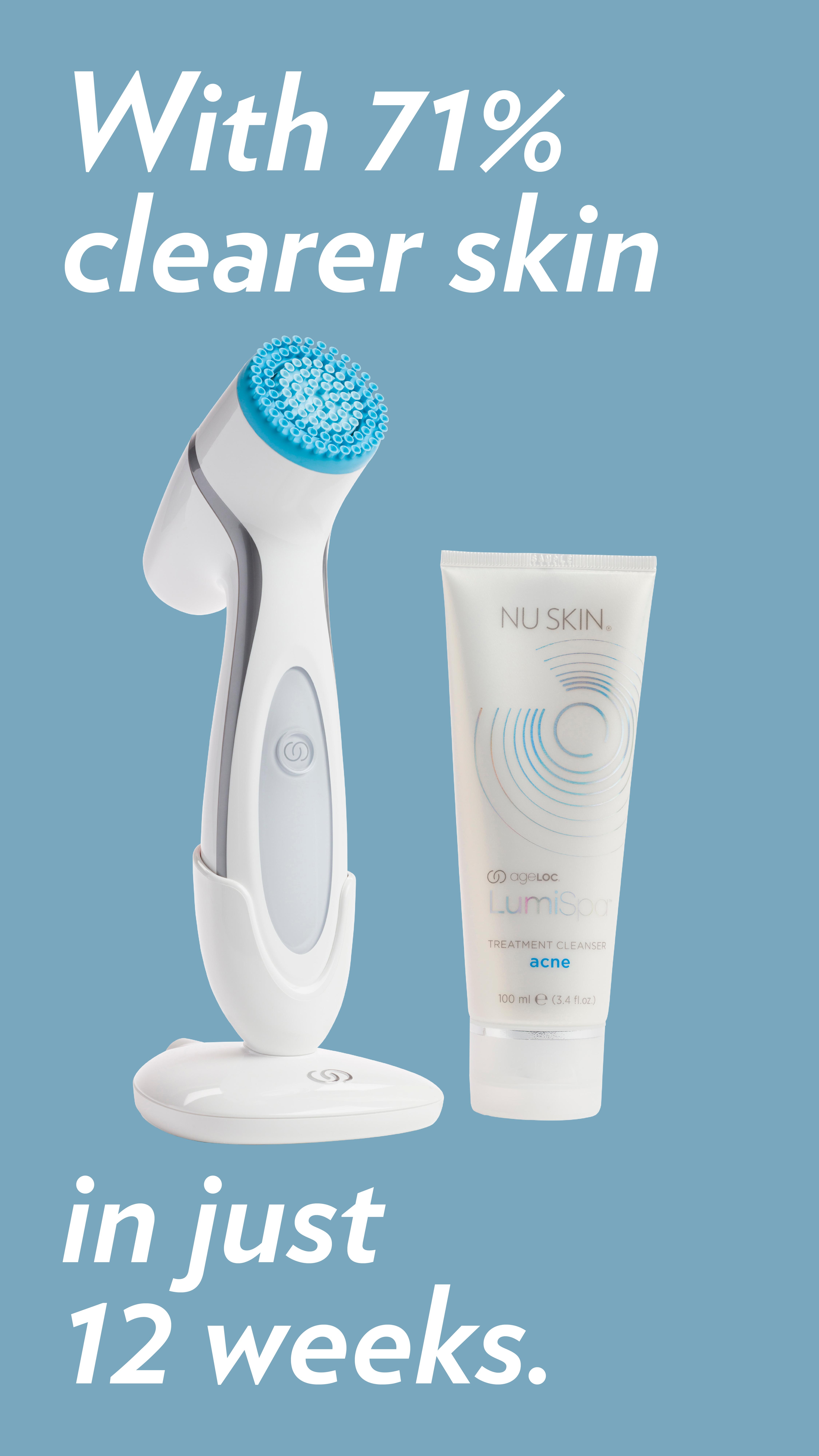ageLOC® Lumispa® in 2020 Skin care, Face care tips, Face