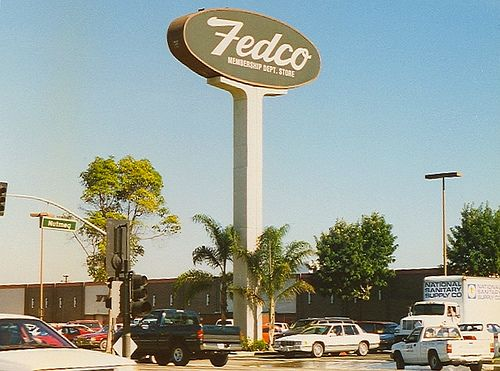 Fedco The Membership Store Before Costco Existed Back In The Day The Good Old Days My Childhood Memories