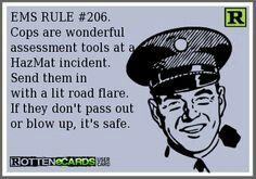 Ems humor medical emergency responders