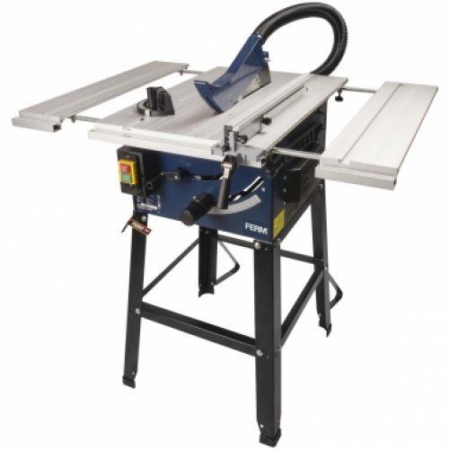 Ferm Power Table Saw 1800 W 250 Mm Mechanics DIY House Warehouse Garage  Tools