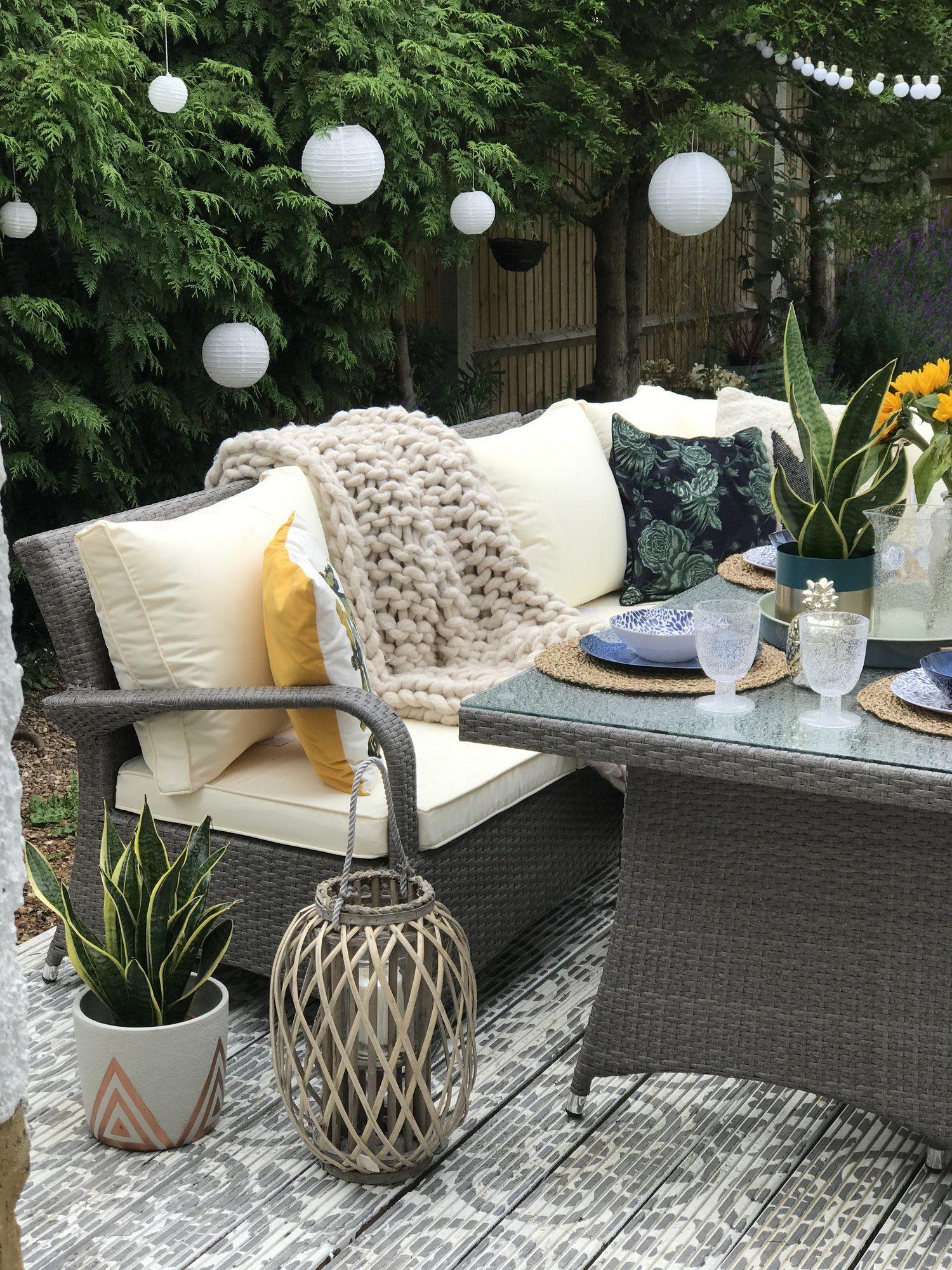A Little Bit Of Garden Luxury With Argos Home* Argos