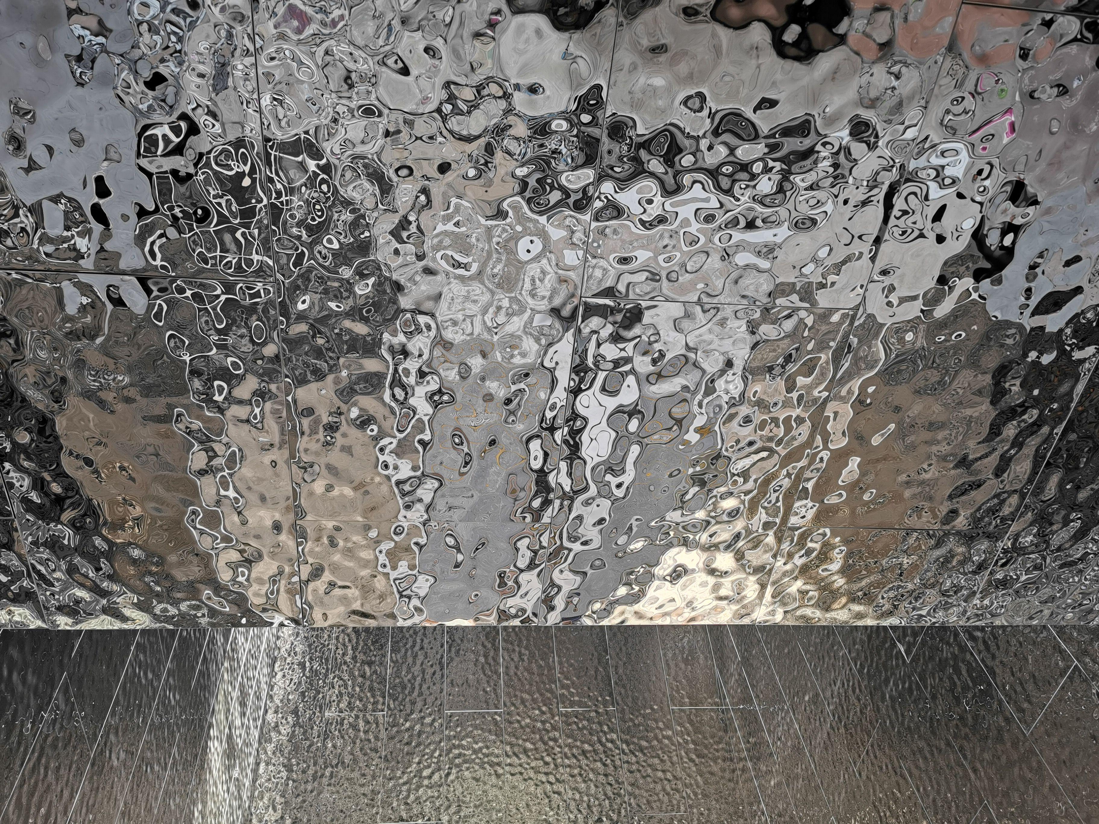 Ripple Metal Cladding Metal Cladding Metal Wall Panel Steel Cladding