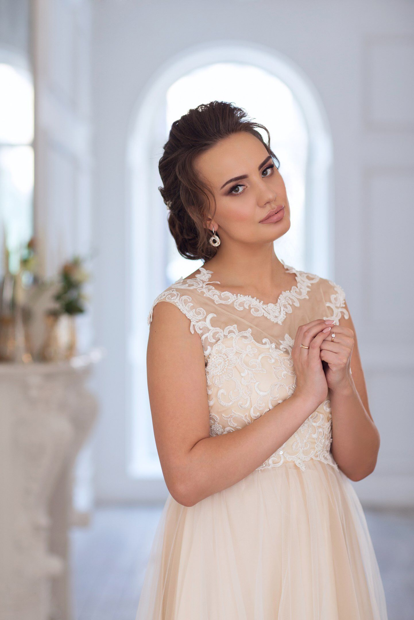 Morning wedding dresses  Wedding photographer Morning Bride and wedding day With Love
