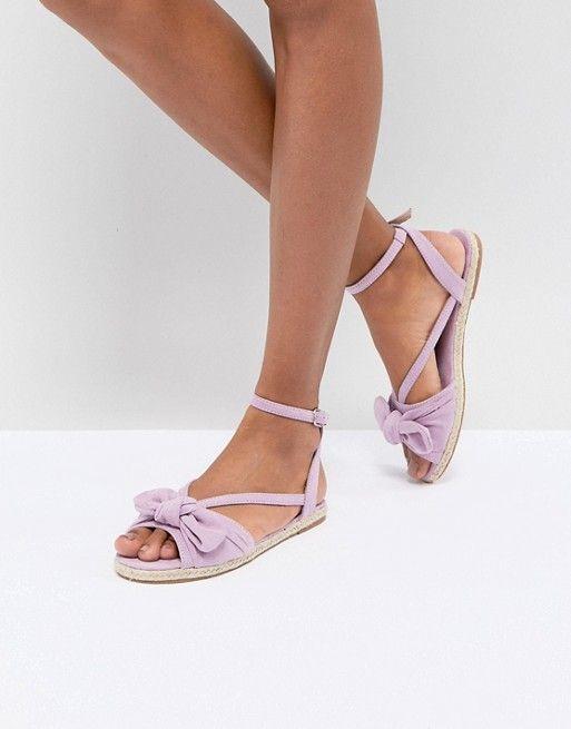97656e512a4805 JAYE Bow Espadrille Sandals