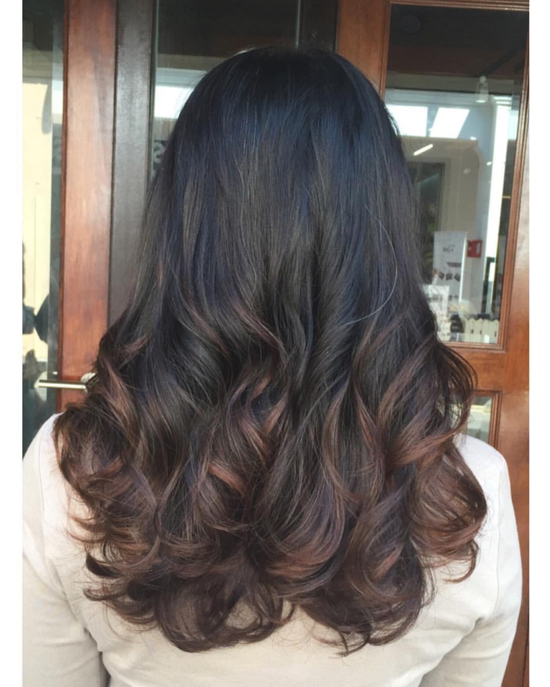 Picasso S Inspiration Loose Soft Curls Digital Perm By Carmen Chew Picassoperm 62910691 Picassohairstud Digital Perm Curls For Long Hair Long Hair Styles