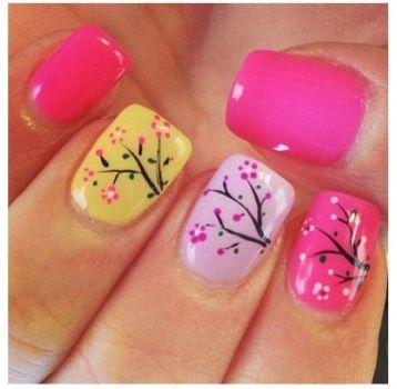 Amazing Spring Nail Designs Of 2014 Httpafashionclub