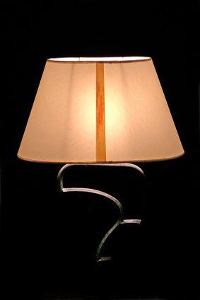 How to Make a Rotating Lamp Shade   Pinterest   DIY ideas ...