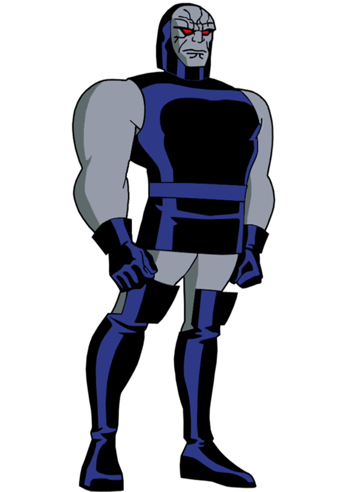 Image result for justice league unlimited animated darkseid