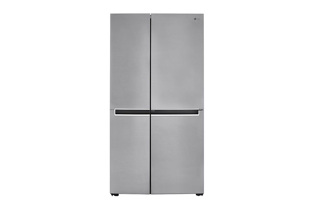 Lg Lrsps2706v 27 Cu Ft Side By Side Door In Door Refrigerator Lg Usa In 2020 Refrigerator Refrigerator Lg Door In Door Refrigerator