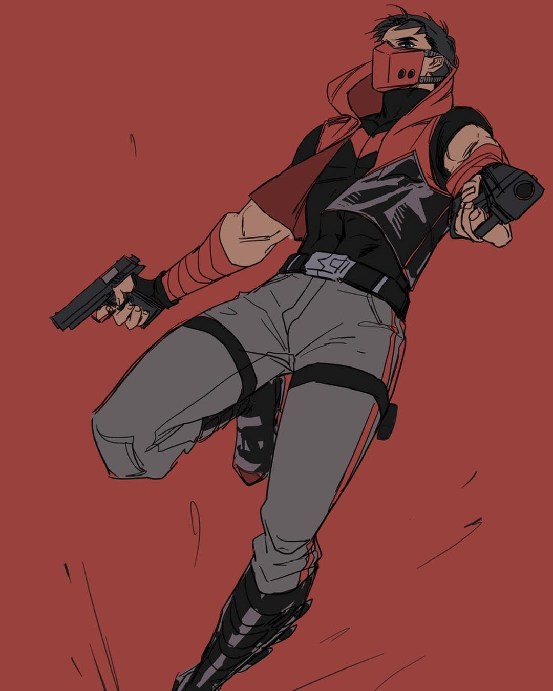 Pin By Caique Rodrigues On Dc Red Hood Red Hood Jason Todd Superhero Art