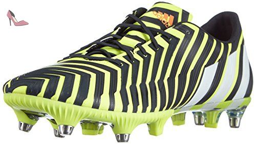 check out 7ce57 8e0e3 Adidas Predator Instinct Sg, Chaussures de Football Homme - Jaune (light  Flash Yellow S15