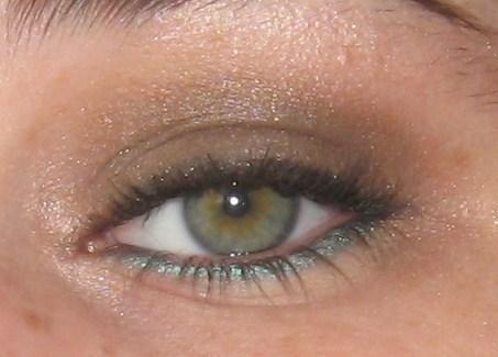 Summer Smokey Bronze & Blue Eye Makeup Tutorial | LUUUX