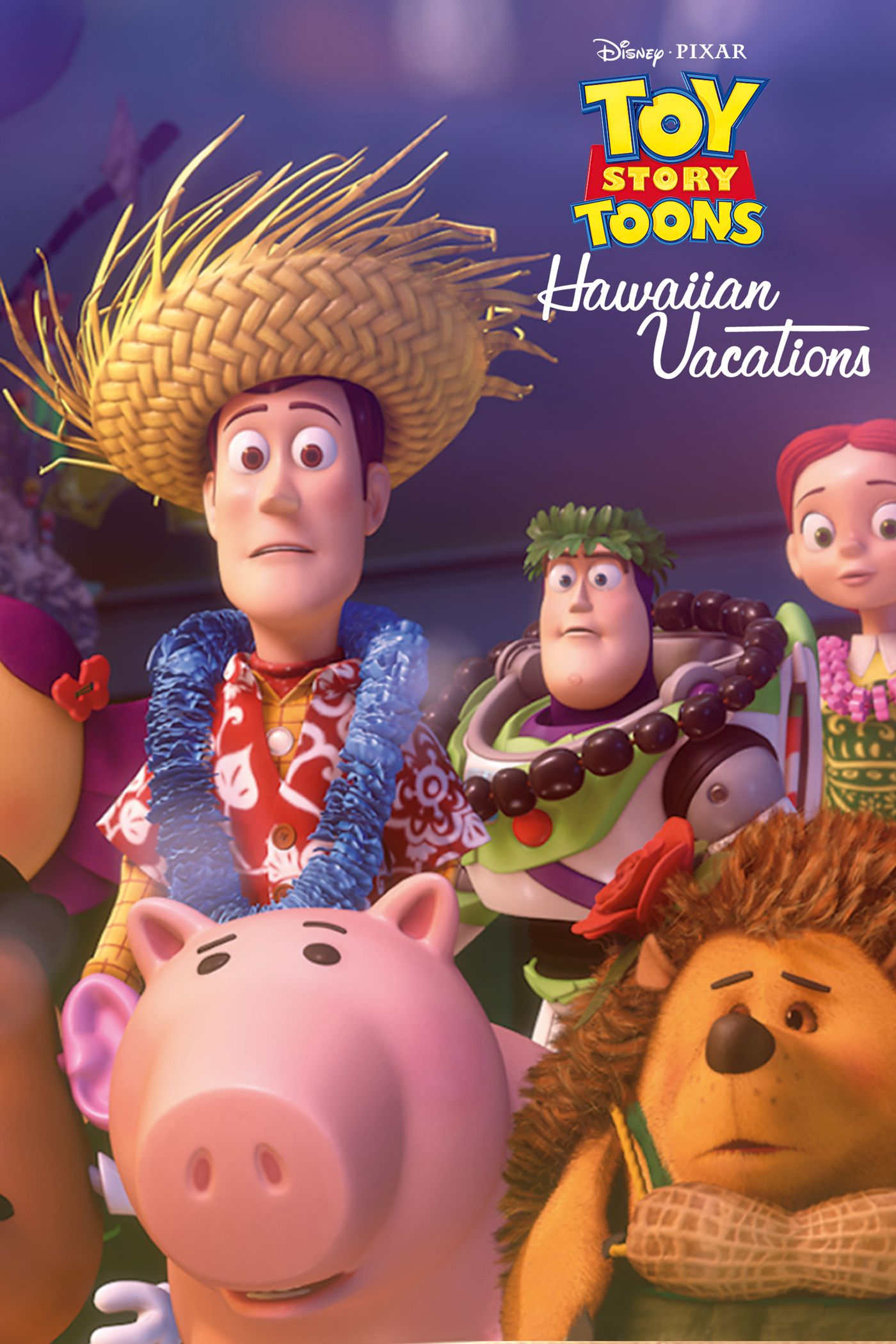 toy story toons hawaiian vacation poster toy story small