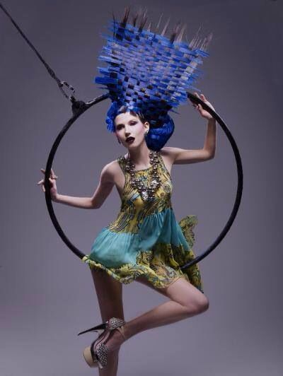 Nicholas French Avant Garde Art Coiffure With 3 From Jdzigner Www Jdzigner Com Avant Garde Fashion Photo Competition Editorial Stylist