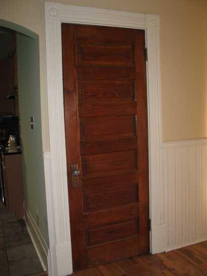Old House Interior Door Styles Doors Interior Interior Door Styles Bungalow Interiors