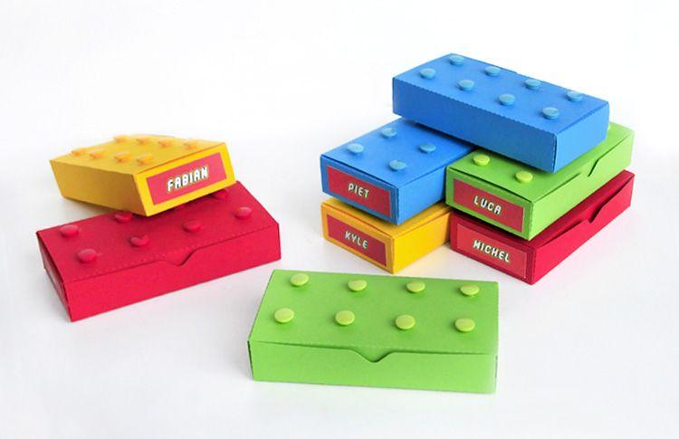 Ninjago Einladung Basteln: Lego Geburtstagsparty // Lego Birthday Party (+ Freebies