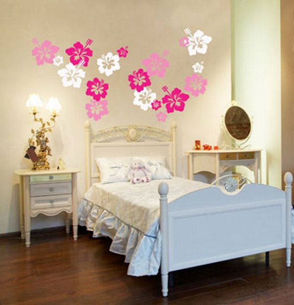Exceptionnel Wall Decoration Ideas Bedroom