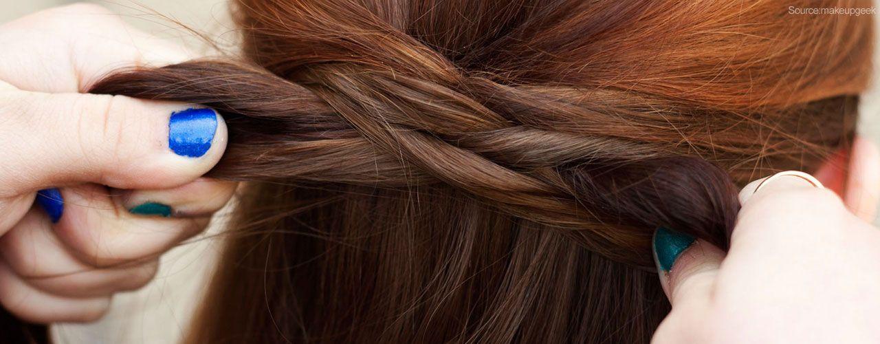 Braid Hairstyles Step By Step Tutorials Easy Hairstyles Hair Tutorials Easy Hair Styles