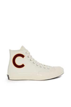 d6e827bf3b6 CONVERSE OPENING CEREMONY CHUCK 70 WORDMARK WOOL HIGH-TOP SNEAKER.  converse   shoes