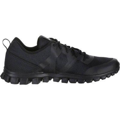 Buty Do Chodzenia Meskie Chodzenie Nordic Walking Buty Reebok Realflex Walk Reebok Obuwie Do Aktywnego Mars Black Sneaker All Black Sneakers Sneakers Nike