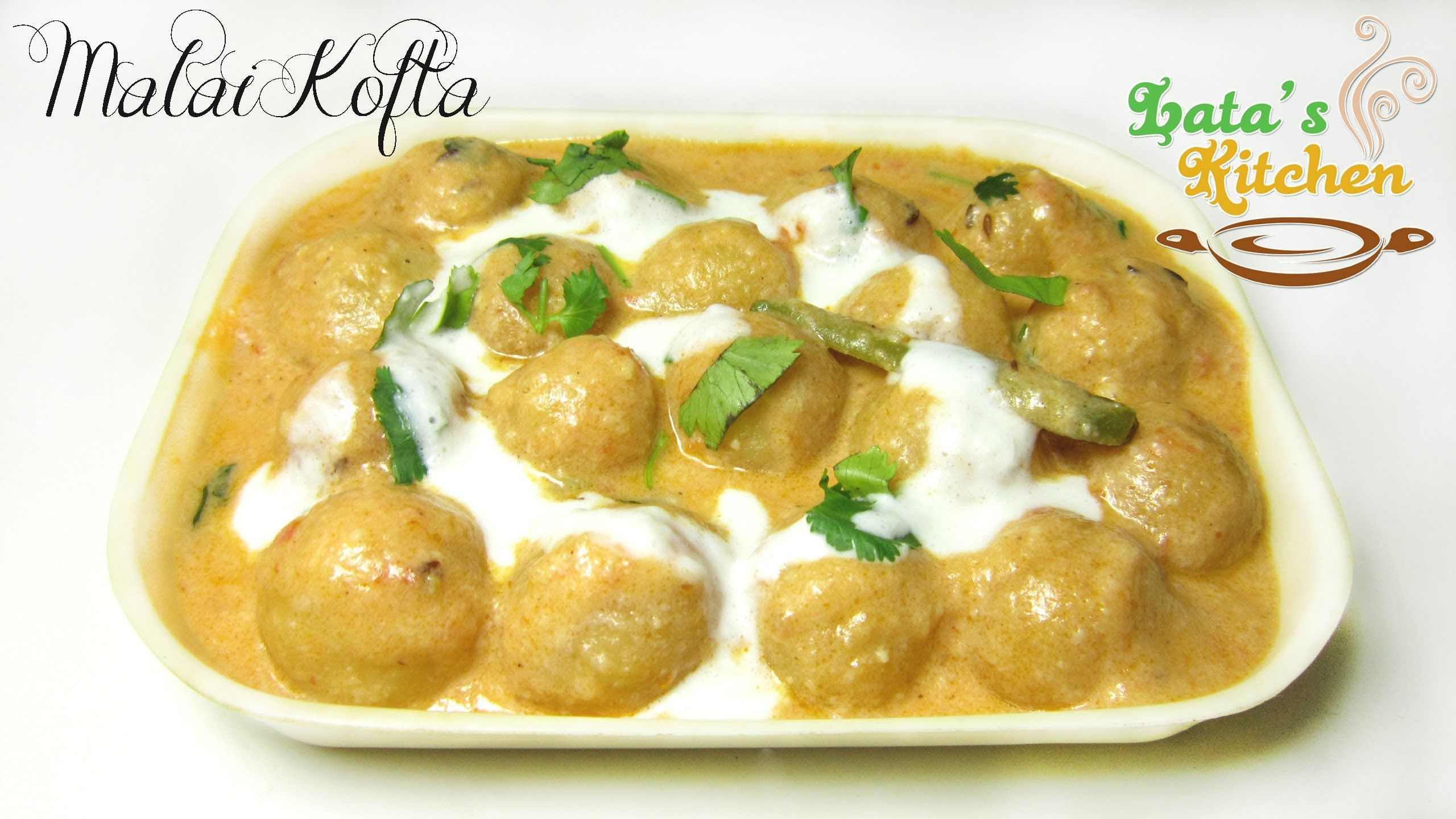 Malai kofta indian foods pinterest indian vegetarian recipes food malai kofta vegetarian recipes forumfinder Choice Image