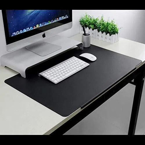 Extra Large 27 5x17 7 Tpu Desk Mat Mouse Pad Ultra Smooth Writing Pad Desk Protector Protective Table Organizer For Deskto Writing Pad Desk Mat Desk Protector