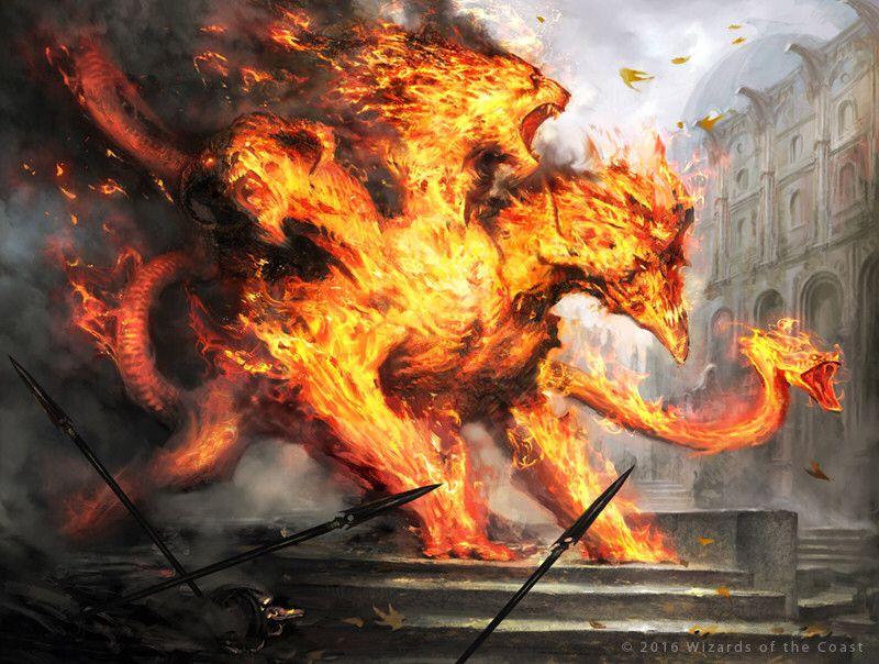 Image result for volatile quimera mtg art