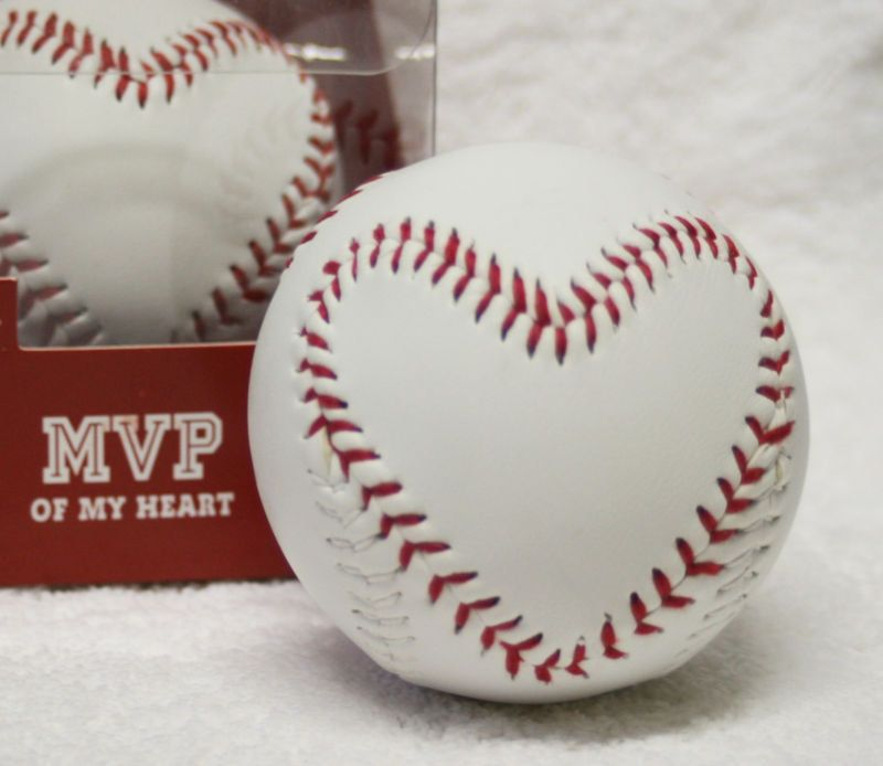 Hallmark mvp of my heart stitched baseball easter sweetheart gift hallmark mvp of my heart stitched baseball easter sweetheart gift valentines day negle Gallery