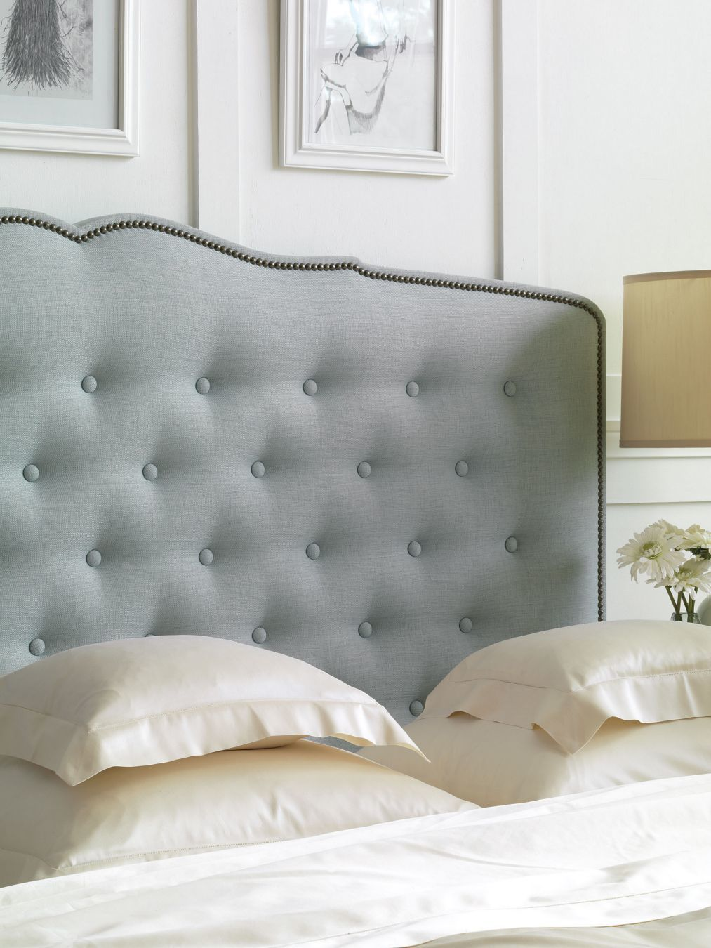 Upholstered Headboards Single Double King Size Super