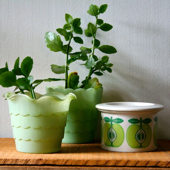 Vintage Arabia Finland Jam Pot Kaj Franck by blueflowervintage, $45.00