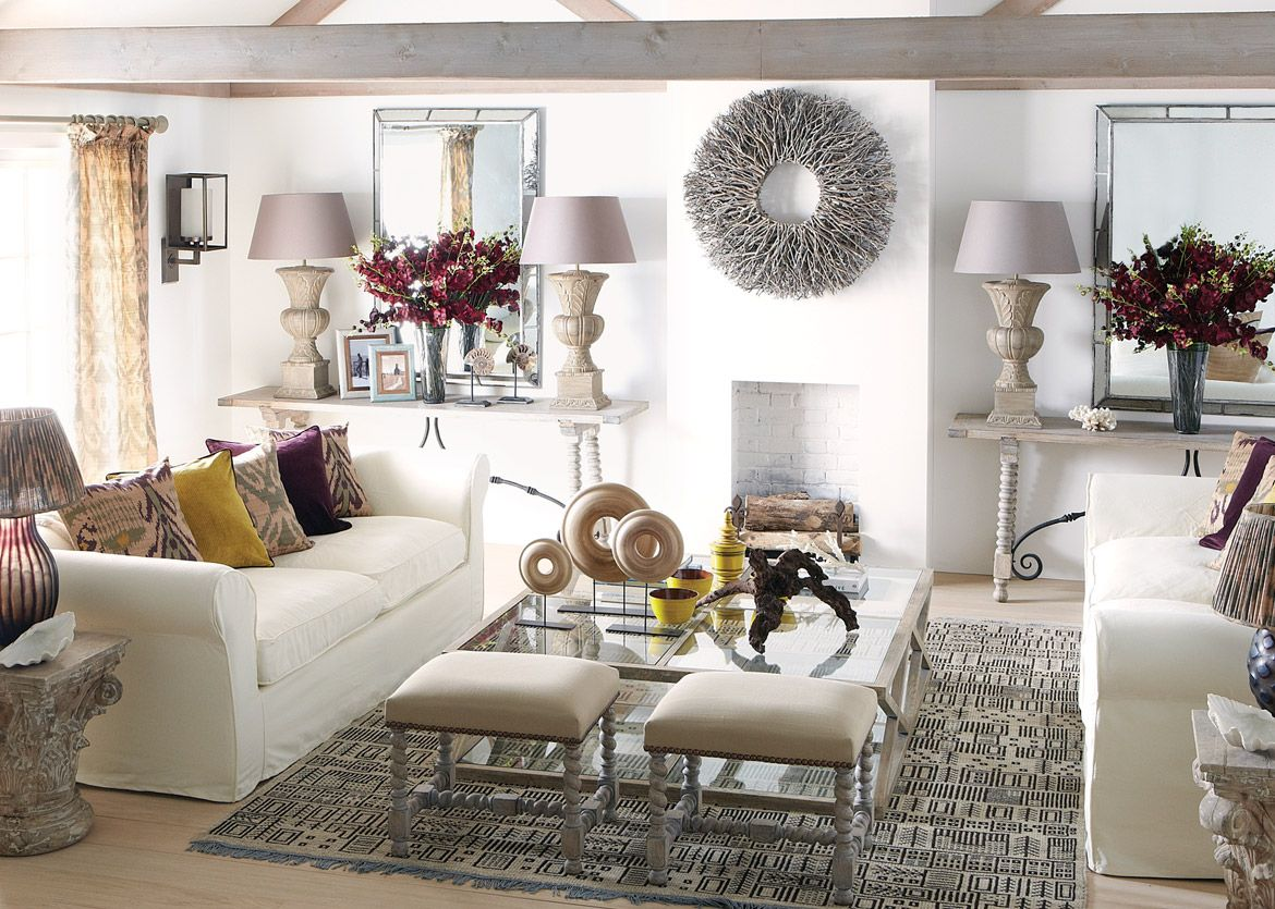 beach inspired living rooms inspired living room oka my style 12851