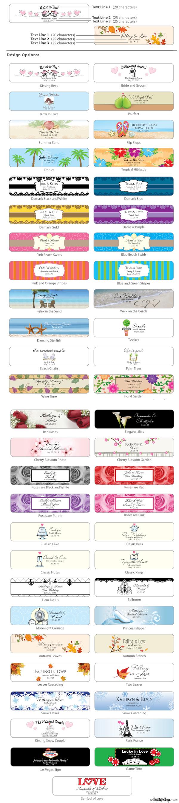 Personalized Honey Jar Wedding Favors (Many Designs) | Jar wedding ...