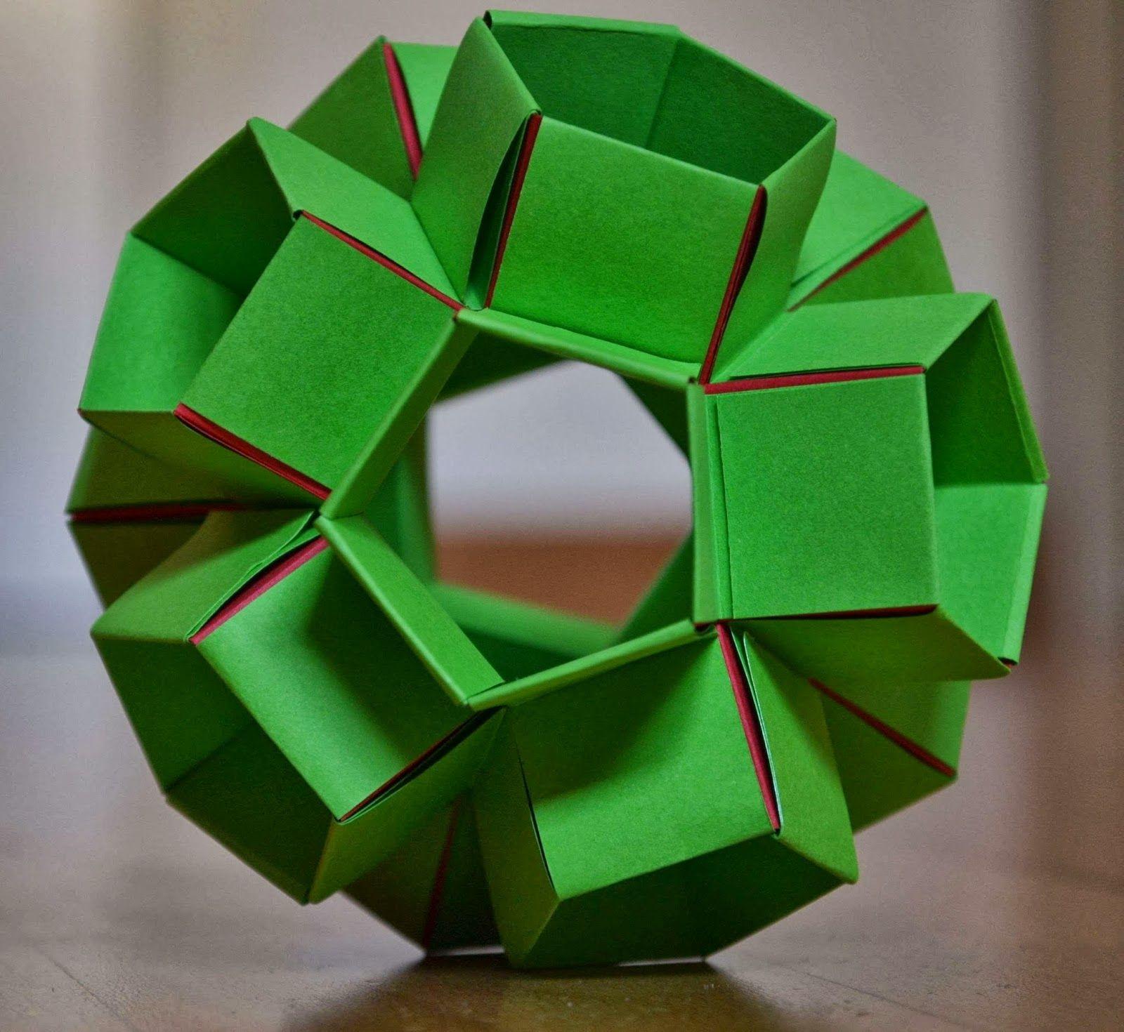 схема origami fireworks (yami yamauchi)